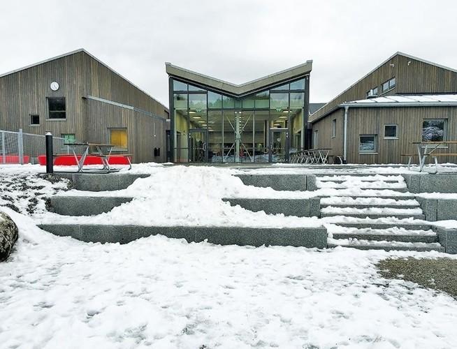 Nordskag oppvekstsenter – Bygg.no